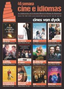 Cines Van Dyck 46 Semana Cine e idiomas Salamanca Marzo 2020