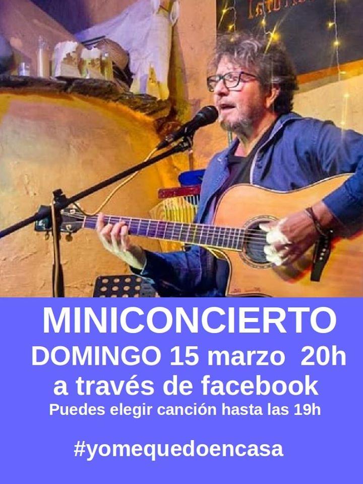 Fernando Maés #YoMeQuedoEnCasa Salamanca y resto del mundo Marzo 2020