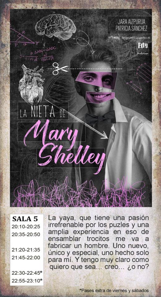 La Malhablada La nieta de Mary Shelley Salamanca Marzo 2020