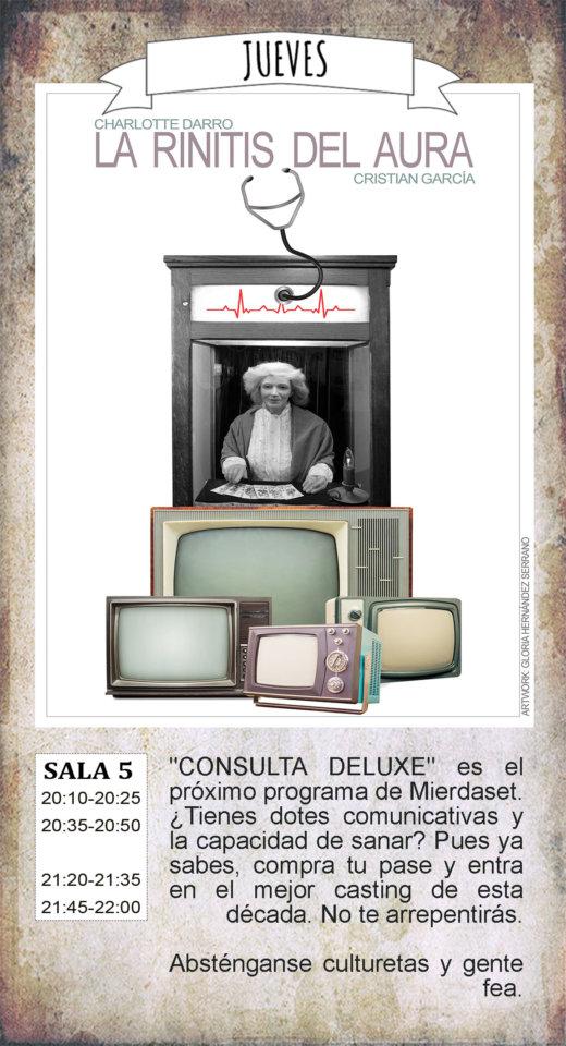 La Malhablada La rinitis del aura Salamanca Marzo 2020