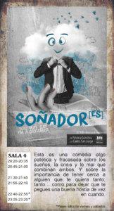La Malhablada Soñador[es] Salamanca Marzo 2020
