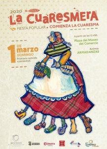 Museo del Comercio y de la Industria La Cuaresma Salamanca Marzo 2020
