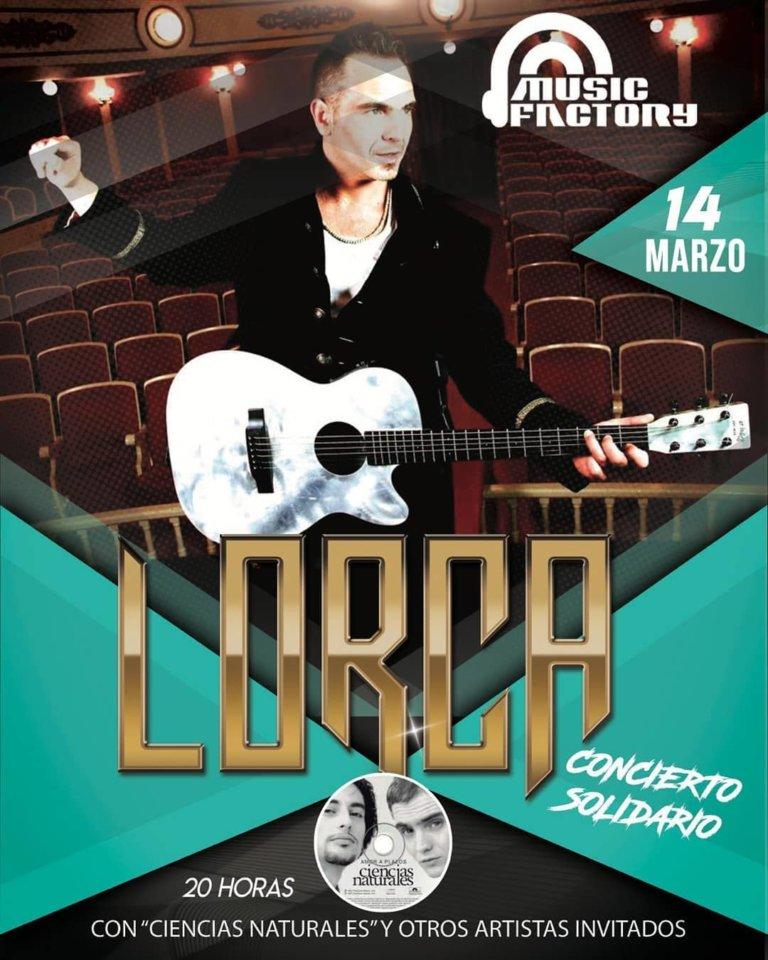 Music Factory Lorca Salamanca Marzo 2020