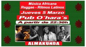 O'Hara's Almakunda Salamanca Marzo 2020