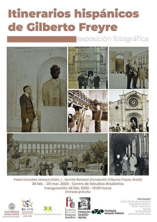 Palacio de Maldonado Itinerarios hispánicos de Gilberto Freyre Salamanca Febrero marzo 2020
