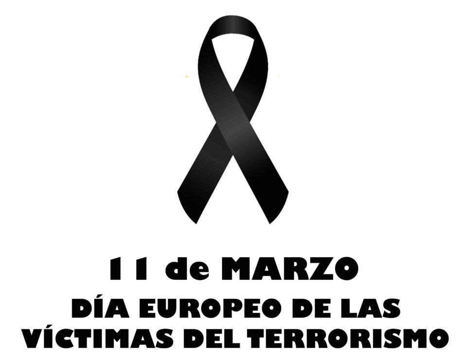 Plaza Mayor Día Europeo de las Víctimas del Terrorismo Salamanca Marzo 2020
