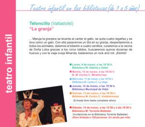 Salamanca Teloncillo Marzo 2020