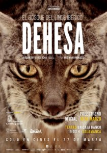 Teatro EspañaDuero Dehesa, el bosque del lince ibérico Salamanca Marzo 2020