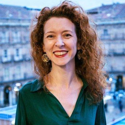 Tertulia Rona Dalba Ana Suárez Otero Salamanca Marzo 2020