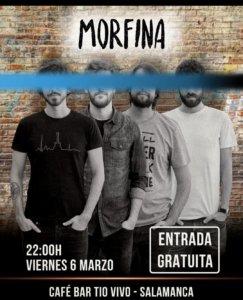 Tío Vivo Morfina Salamanca Marzo 2020