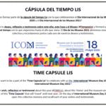 Cápsula del Tiempo Lis Museo de Art Nouveau y Art Déco Casa Lis Día Internacional de los Museos 2020 Salamanca y resto del mundo