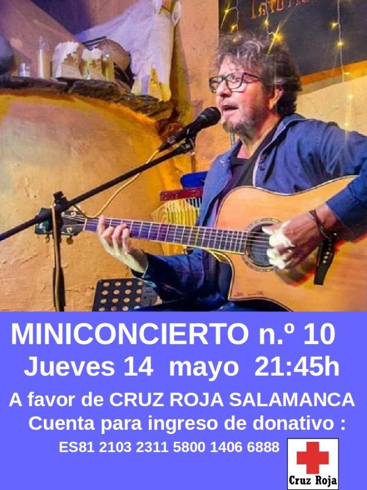 Fernando Maés #YoMeQuedoEnCasa 14 de mayo de 2020 Salamanca y resto del mundo
