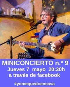 Fernando Maés #YoMeQuedoEnCasa 7 de mayo de 2020 Salamanca y resto del mundo
