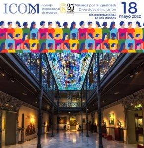 Museo de Art Nouveau y Art Déco Casa Lis Día Internacional de los Museos 2020 Salamanca y resto del mundo