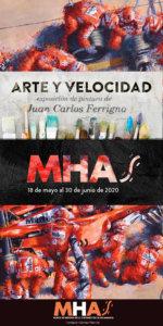 Museo de Historia de la Automoción de Salamanca MHAS Arte y velocidad Mayo junio 2020