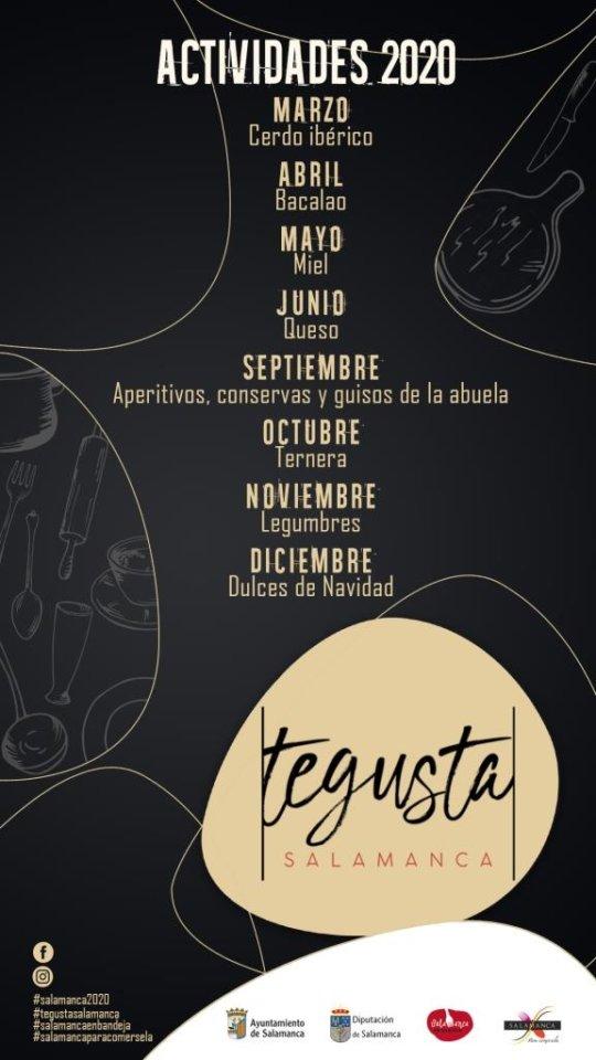 TeGusta Salamanca 2020