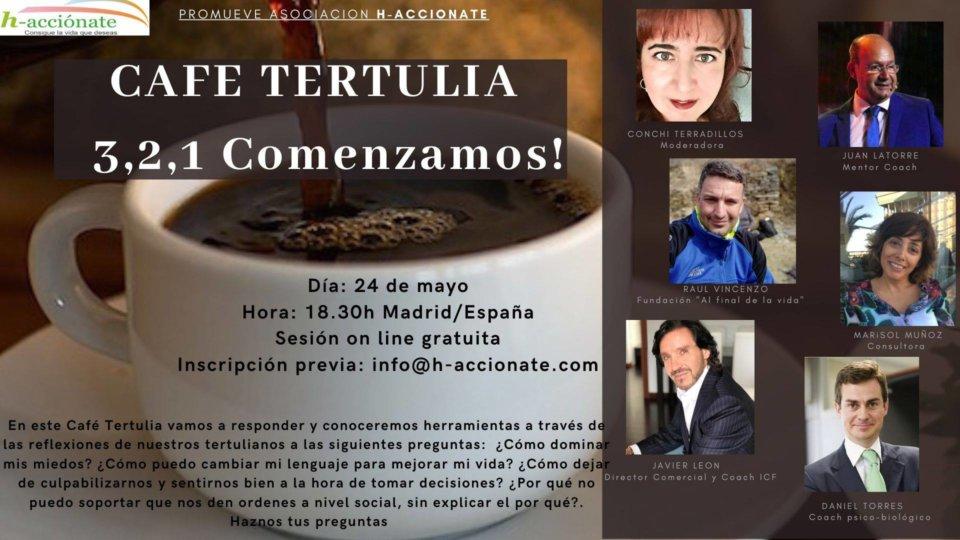 h-acciónate 3, 2, 1 Comenzamos! Salamanca y resto del mundo Mayo 2020