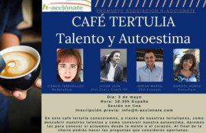 h-acciónate Talento y autoestima Salamanca y resto del mundo Mayo 2020