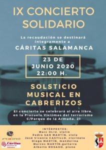 Cabrerizos Solsticio Musical Junio 2020