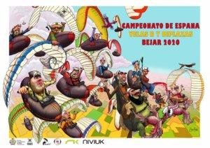 La Covatilla Campeonato España Biplazas y Velas B Béjar Julio 2020