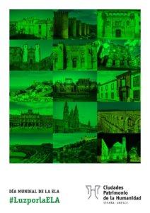 Salamanca Día Mundial de la ELA Junio 2020