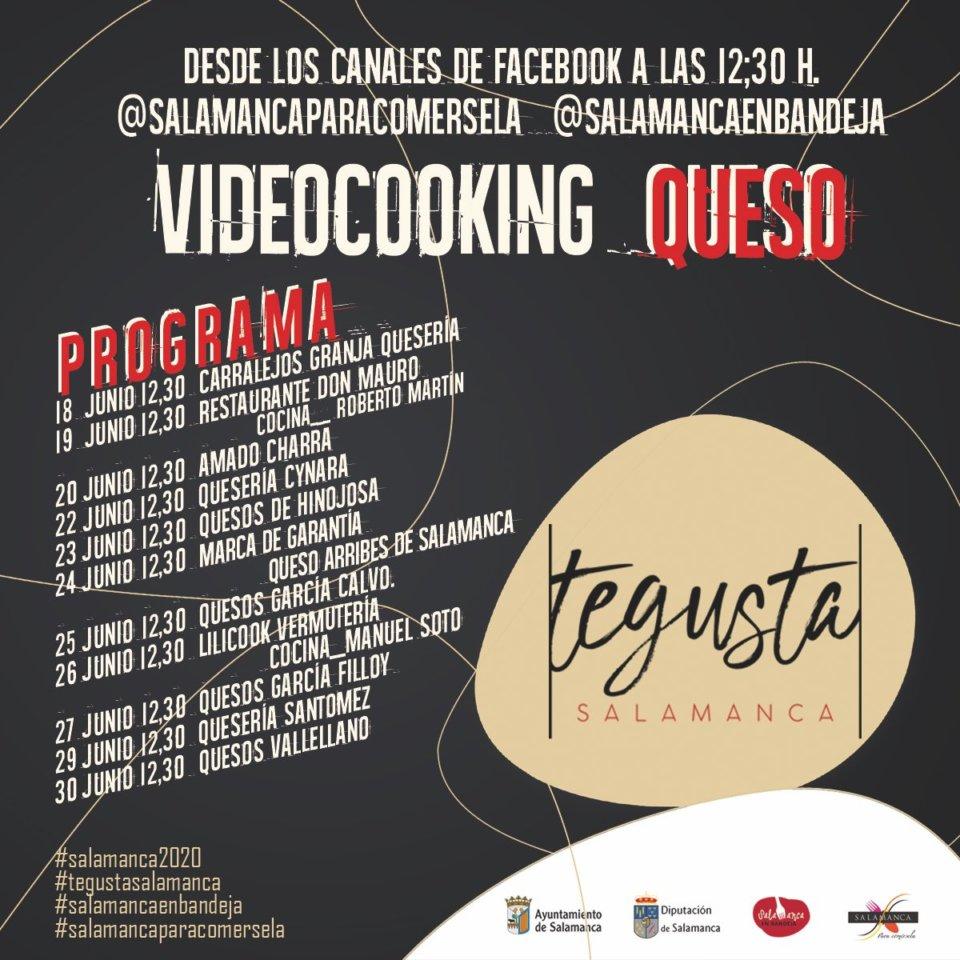 TeGusta Salamanca Queso Junio 2020