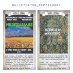 La Malhablada Buffeteatro en tres actos Salamanca Septiembre 2020