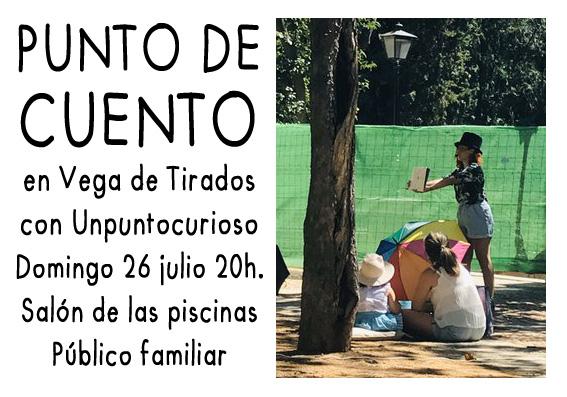 Vega de Tirados Unpuntocurioso Julio 2020