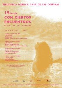 Casa de las Conchas XIX Con_Ciertos Encuentros Salamanca Septiembre 2020