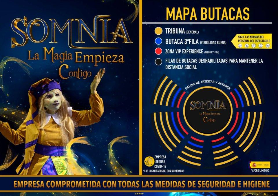 Ferias y Fiestas 2020 Stellar Circus Salamanca Septiembre