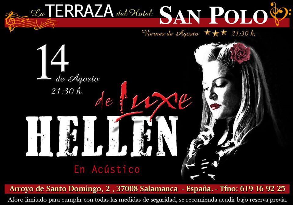 Hotel San Polo Hellen de Luxe Salamanca Agosto 2020