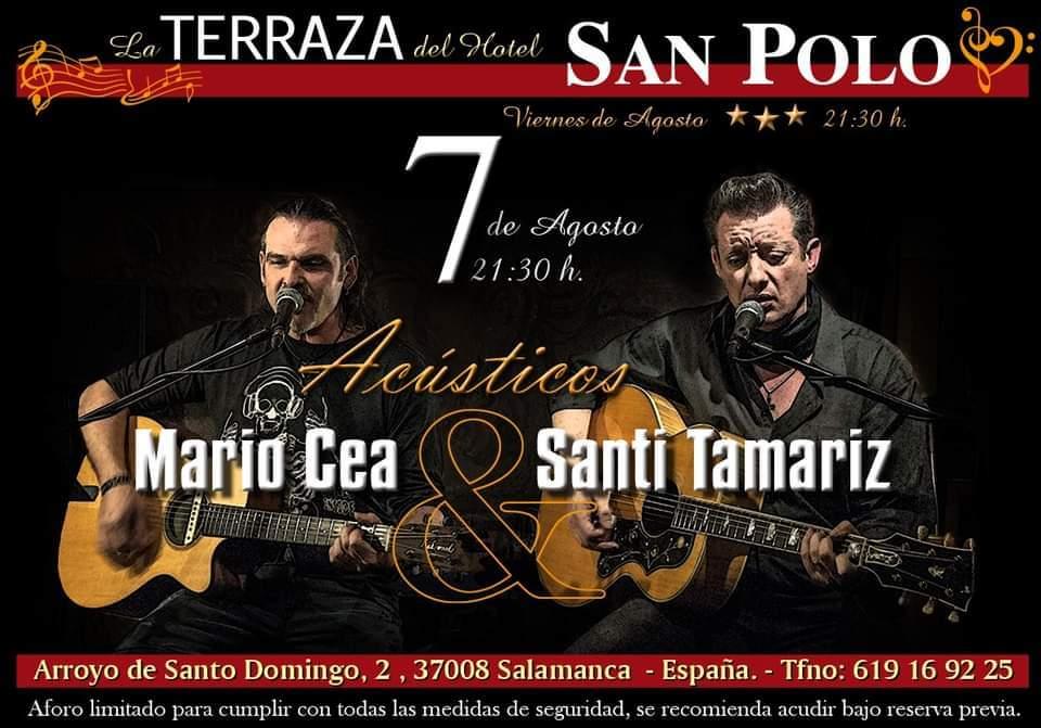 Hotel San Polo Mario Cea & Santi Tamariz Salamanca Agosto 2020