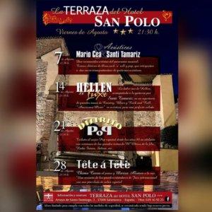 Hotel San Polo Salamanca Agosto 2020