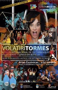 Santa Marta de Tormes Volatiritormes Agosto septiembre 2020