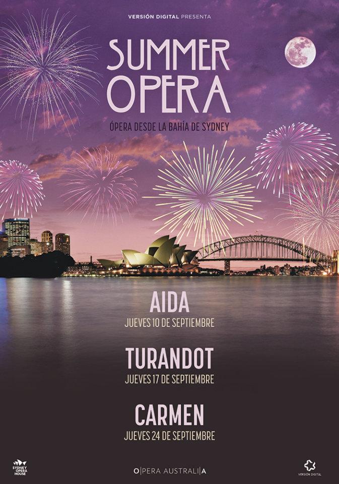 Summer Opera Salamanca Septiembre 2020