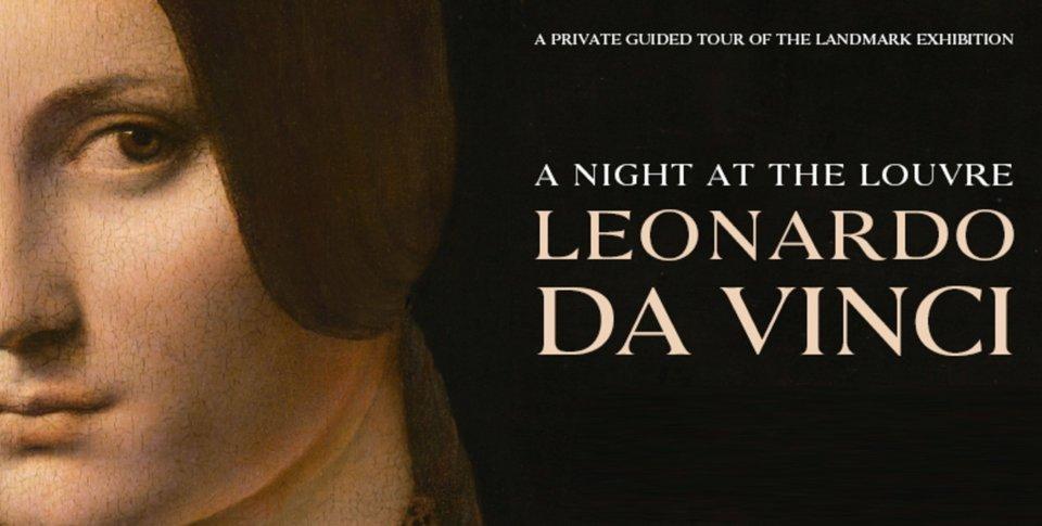 Cines Van Dyck Una noche en el Louvre: Leonardo da Vinci Documentales de Arte Salamanca Septiembre 2020