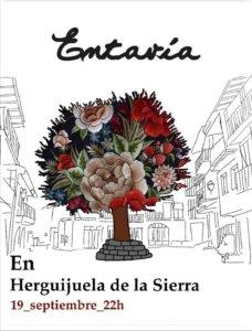 Herguijuela de la Sierra Entavía Septiembre 2020