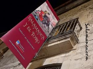 La Salina Salamanca y el toro Septiembre 2020