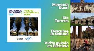 Salamanca Día Mundial del Turismo Septiembre 2020
