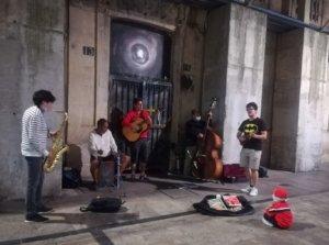 Salamanca Duke Charrington Quintet