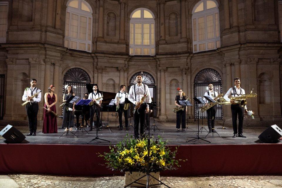 XVI Festival Internacional de las Artes de Castilla y León FÀCYL Onoff + Neopercusión + Steve Reich Salamanca Septiembre 2020