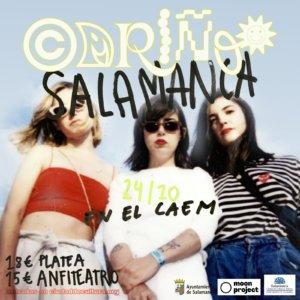 Centro de las Artes Escénicas y de la Música CAEM Cariño Salamanca Octubre 2020