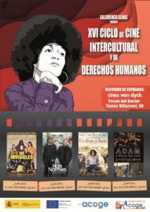 Cines Van Dyck XVI Ciclo de Cine Intercultural y de Derechos Humanos Salamanca Noviembre 2020