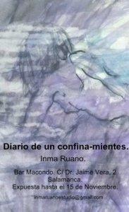 Macondo Inma Ruano Salamanca Octubre noviembre 2020