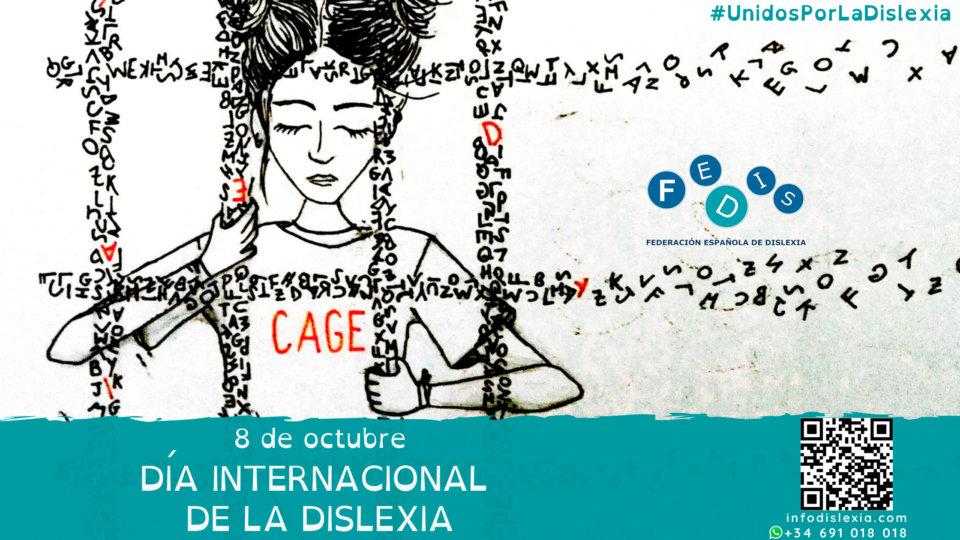 Puerta de Zamora Día Mundial de la Dislexia Salamanca Octubre 2020