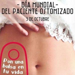 Puerta de Zamora Día Mundial del Paciente Ostomizado Salamanca Octubre 2020