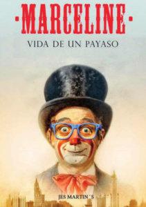 Teatro Liceo Marceline. Vida de un payaso Salamanca Octubre 2020