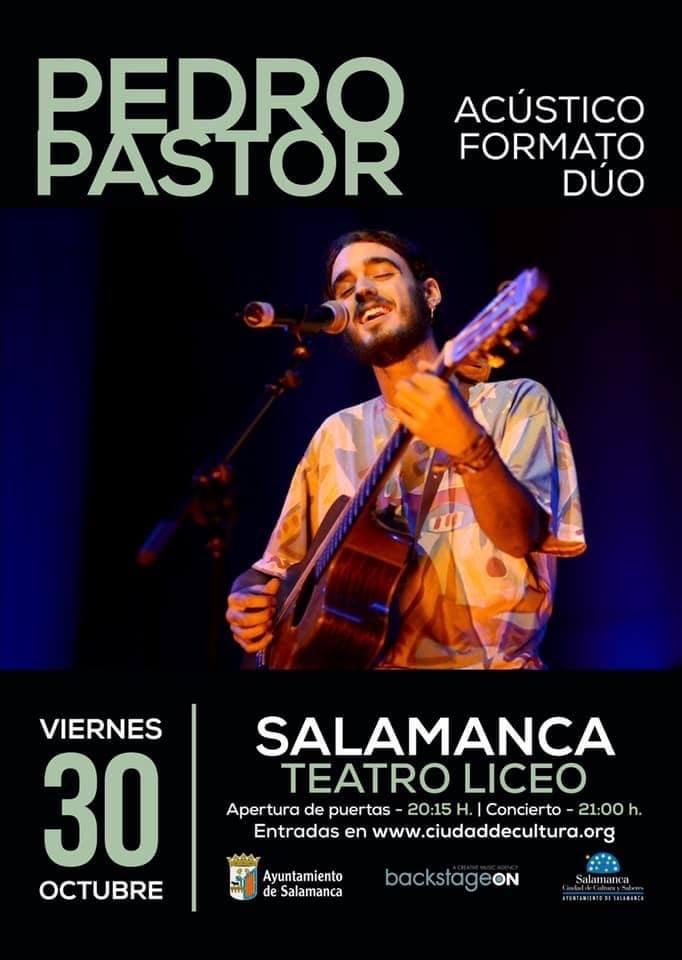 Teatro Liceo Pedro Pastor Salamanca Octubre 2020