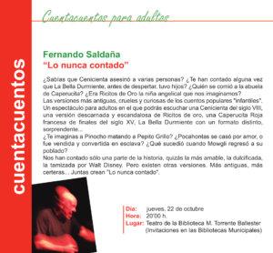 Torrente Ballester Fernando Saldaña Salamanca Octubre 2020
