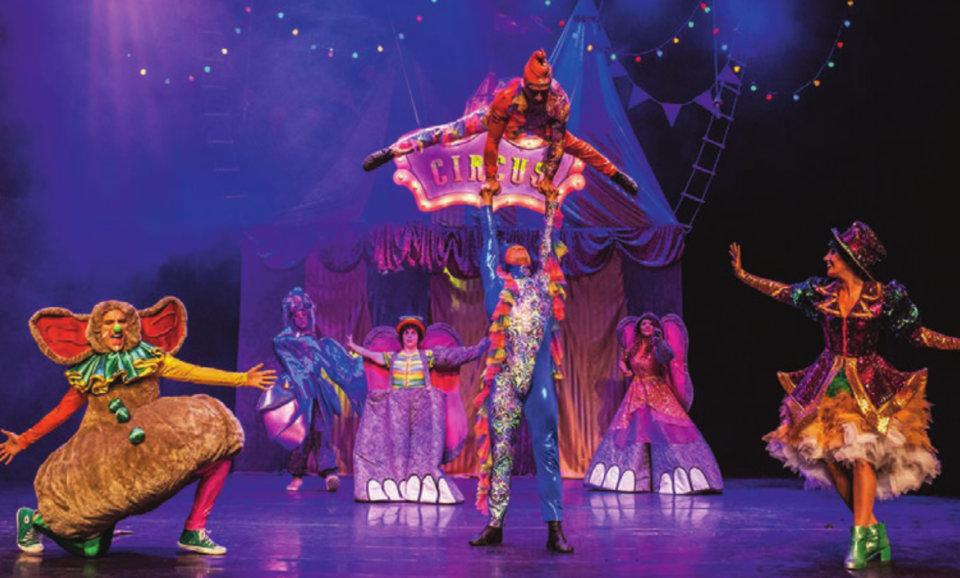 Centro de las Artes Escénicas y de la Música CAEM Dumbo. El musical Salamanca Diciembre 2020